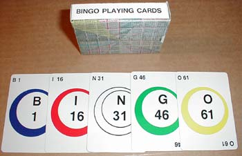 Manual Bingo Caller Sets